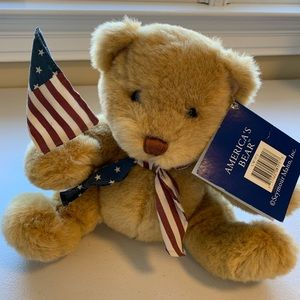 Working America's bear By seymour Mann